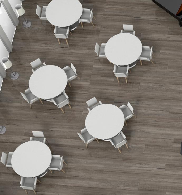 餐厅 & 咖啡厅