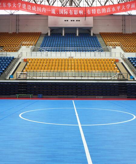 thumbnail: 上海东华大学体育馆