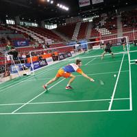 Taraflex®羽毛球专业运动地板